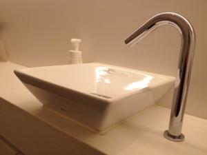 カフェタイム箕面_手洗い